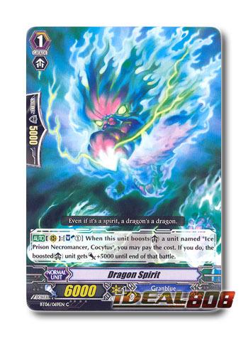 Dragon Spirit - BT06/069EN - C