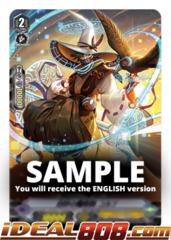White-clothed Sorcerer, Colts - V-TD09/003EN (FOIL)