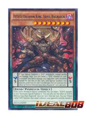 D/D/D Oblivion King Abyss Ragnarok - DOCS-EN099 - Rare - 1st Edition