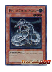 Proto-Cyber Dragon - SOI-EN010 - Ultimate Rare - Unlimited Edition