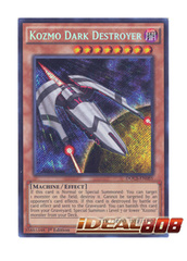 Kozmo Dark Destroyer - DOCS-EN085 - Secret Rare - 1st Edition