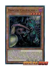 Danger! Chupacabra! - CYHO-EN084 - Ultra Rare - 1st Edition