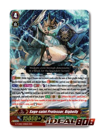 Sage-saint Professor, Bigbelly - G-TCB02/008EN - RRR