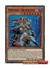 Mermail Abyssleed - SHVA-EN038 - Super Rare - 1st Edition