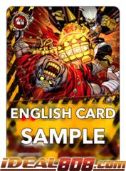 Invincible Knuckle! [S-BT01/0038EN U (Regular)] English