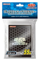 VRAINS Duelist Card Protector Small Sleeves (55ct) Black