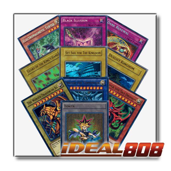 Yugi S Legendary Deck 10 Card Promo Pack Yugioh
