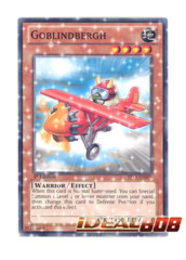 Goblindbergh - SP13-EN005 - Starfoil Rare - Unlimited Edition