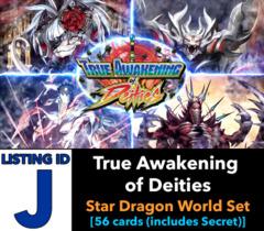# True Awakening of Deities [S-BT03 ID (J)]