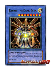 Reshef the Dark Being - TLM-EN033 - Ultra Rare - Unlimited Edition