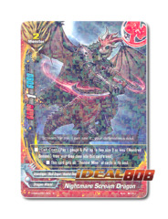 Nightmare Scream Dragon - H-EB03/0013 - R - Foil