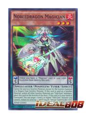 Nobledragon Magician - SDMP-EN003 - Super Rare - 1st Edition