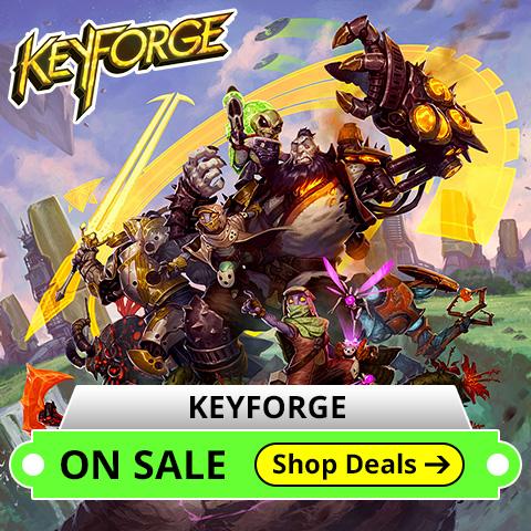 Shop Keyforge Deals