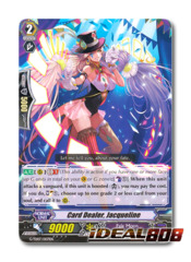 Card Dealer, Jacqueline - G-TD07/007EN - TD (common ver.)