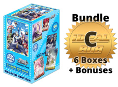 Weiss Schwarz TSK Bundle (C) Gold - Get x6 That Time I Got Reincarnated as a Slime Booster Boxes + FREE Bonus * PRE*ORDER Ships