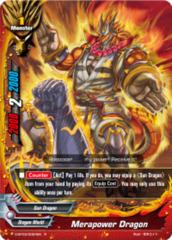 Merapower Dragon [D-BT03/0024EN R (FOIL)] English