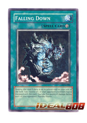 Falling Down - DCR-088 - Common - Unlimited Edition