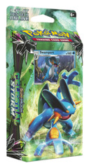 SM Sun & Moon - Celestial Storm (SM07) Pokemon Theme Deck - Swampert