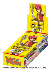 CFV-G-FC04 Fighters Collection 2017 (English) Cardfight Vanguard G Booster Box