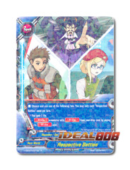 Respective Battles [H-EB04/0031EN R] English