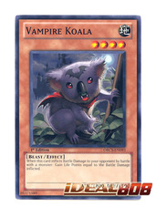Vampire Koala - ORCS-EN093 - Common - 1st Edition