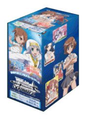 A Certain Magical Index II & A Certain Scientific Railgun (Japanese) Weiss Schwarz Booster Box