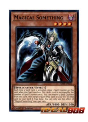 Magical Something - SR08-EN010 - Common - 1st Edition