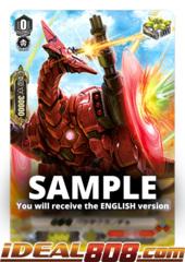 Cannon Fire Dragon, Parasaulauncher - V-BT10/023EN - RR