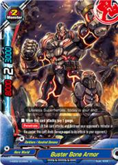 Buster Bone Armor - H-EB02/0036 - U - Foil