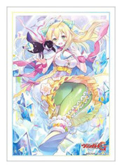 Bushiroad Cardfight!! Vanguard Sleeve Collection (70ct)Vol.326 Attractive Glow Sandy