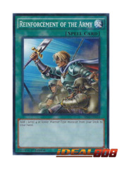 Reinforcement of the Army - SR02-EN031 - Common - 1st Edition