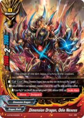 Dimension Dragon, Odio Nexess [S-BT06/0022EN R (FOIL)] English