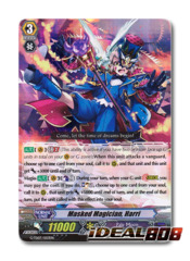 Masked Magician, Harri - G-TD07/003EN - RRR (Foil ver.)