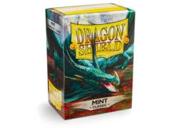 Dragon Shield Standard-size (100ct) Sleeves - Mint