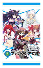 Fujimi Fantasia Bunko   富士見ファンタジア文庫 (Japanese) Weiss Schwarz Booster Pack [9 Cards]