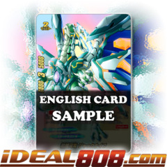 Galaxy Dragoner, Jackknife [X-BT01A-CP02/0074EN SECRET (FOIL)] English