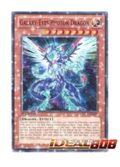 Galaxy-Eyes Photon Dragon - SP13-EN008 - Starfoil Rare - Unlimited Edition