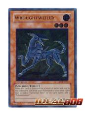 Wroughtweiler - CRV-EN012 - Ultimate Rare - 1st Edition