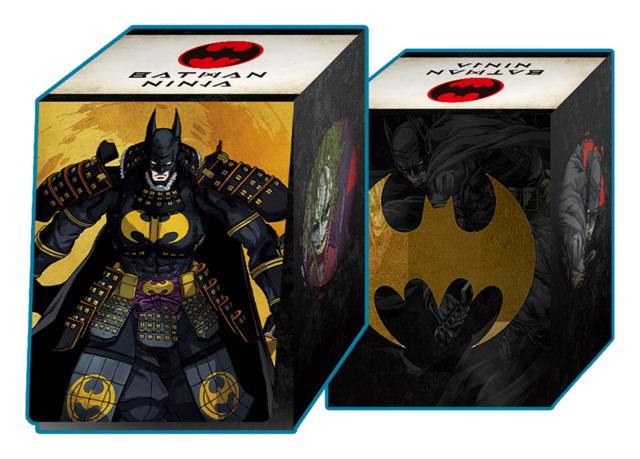 Batman Ninja (English) Weiss Schwarz Supply Set [5 Boosters, Deck Box, & Sleeves]