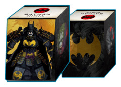Batman Ninja (English) Weiss Schwarz Supply Set [5 Boosters, Deck Box, & Sleeves]
