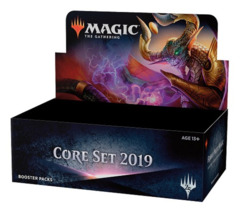 Magic 2019 Core (M19) Booster Box [Buy-A-Box Promo included (In-Store Pickup Only)] * Available Jul.7