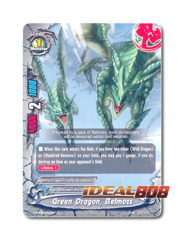 Green Dragon, Belmoss [H-BT03/0103EN C] English Foil
