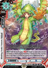 Binding Snake Venom, Yukari - BT02/039EN - SR (Special FOIL)