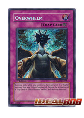 Overwhelm - RGBT-EN088 - Secret Rare - 1st Edition