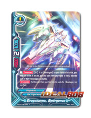 Dragonarms, Emergence [D-BT01/0075EN U (FOIL)] English