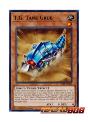 T.G. Tank Grub - SAST-EN011 - Common - 1st Edition