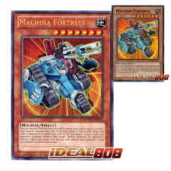 Machina Fortress - Oversized - SDMM-EN001