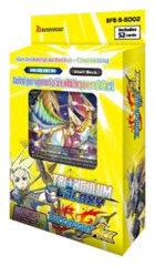 BFE-S-SD02 Triangulum Galaxy (English) Future Card Buddyfight Ace Starter Deck