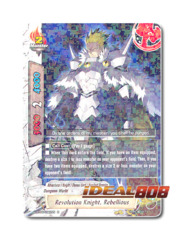 Revolution Knight, Rebellious [H-BT03/0042EN R] English Foil