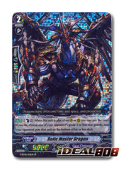 Relic Master Dragon - G-BT01/S12EN - SP (Special Parallel)